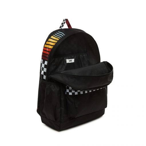 Sporty Realm Plus Backpack Black 3