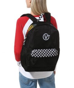 Sporty Realm Plus Backpack Black 4