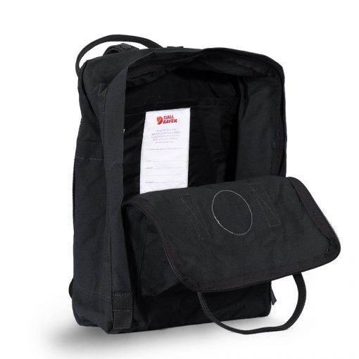 Kånken Backpack Black 4