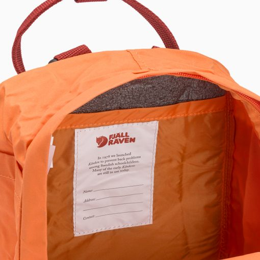 Kånken Backpack Orange 3