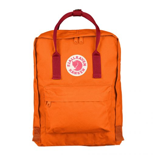 KånBalo Kanken Classic Chính Hãng Tp.Hcm Việt Nam | BaloZone ken Backpack Orange