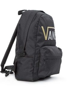 Vans Realm Flying V Rucksack Gold 2
