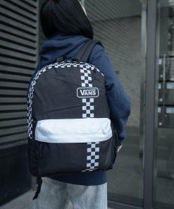 Balo Vans Realm Checkerboard Backpack Chính Hãng Tp.Hcm | BaloZone | Vans Việt Nam | Bảo Hành 365 Ngày