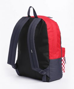 Captain Marvel Realm Backpack Racing Red 2
