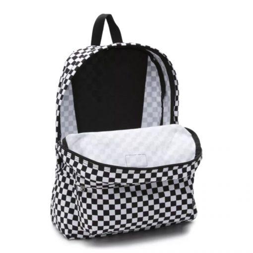 Old Skool Checkerboard Backpack1