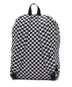 Old Skool Checkerboard Backpack2