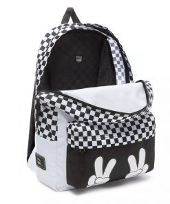 Disney X Vans Punk Mickey Realm Backpack 3
