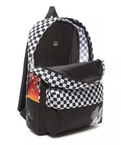 Disney X Vans Punk Mickey Realm Backpack 7