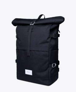 Bernt Backpack Black 8