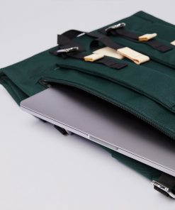 Bernt Backpack Dark Green 2