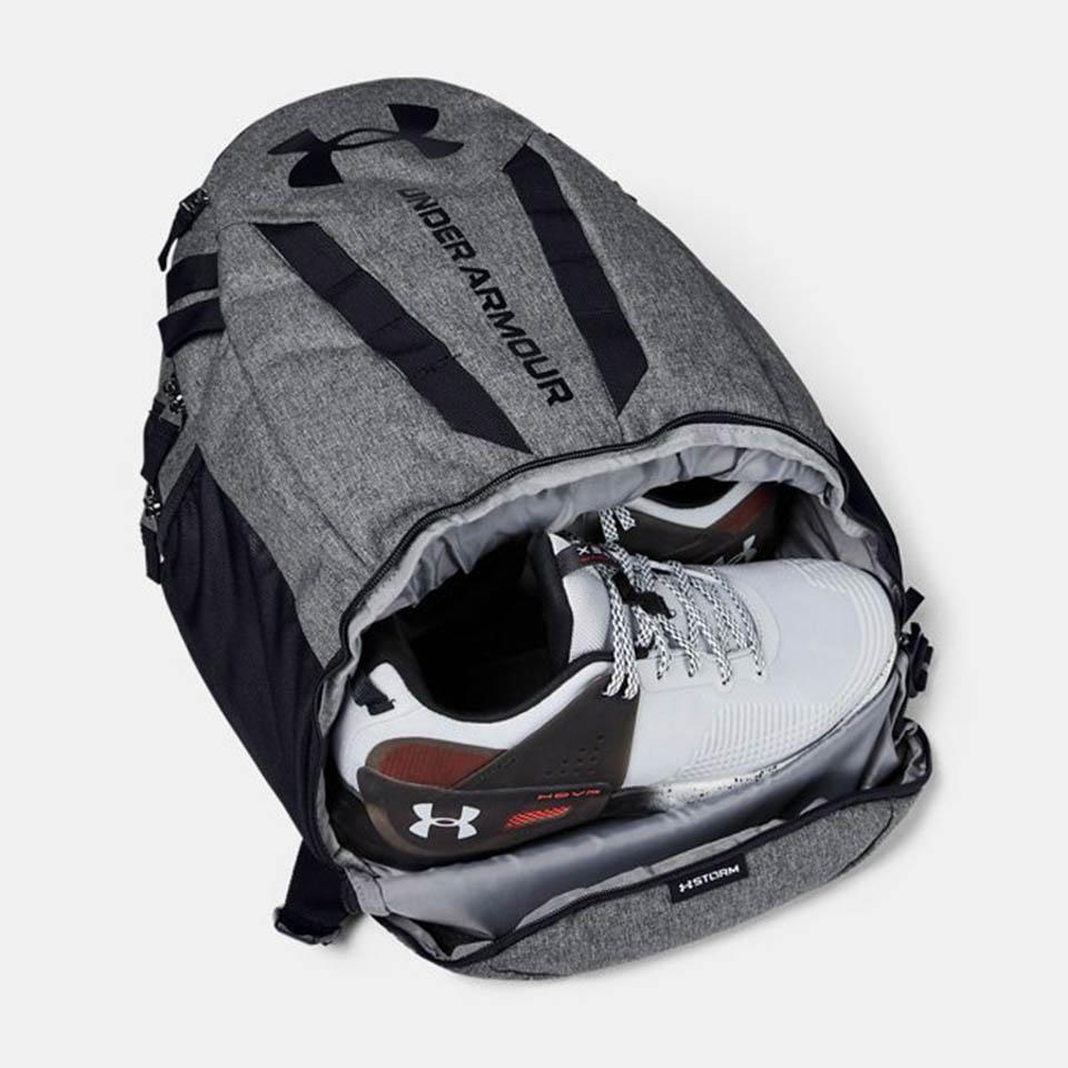 Ua Hustle Backpack (1)