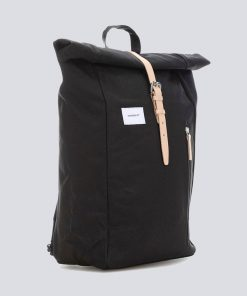 Dante Backpack Beige Black (2)