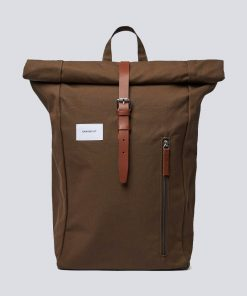 Dante Backpack Olive (1)