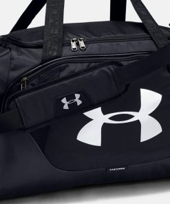 Men S Ua Undeniable 3.0 Medium Duffle Bag Black (4)