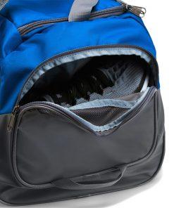 Men S Ua Undeniable 3.0 Medium Duffle Bag Blue (1)