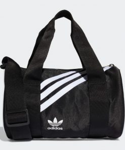 Mini Nylon Duffel Bag Black | BaloZone | Túi Adidas | HCM