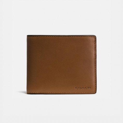 3 In 1 Wallet Dark Saddle 1 2