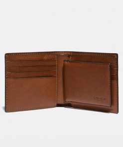 3 In 1 Wallet Dark Saddle 2