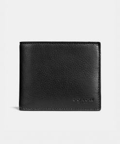 Coach Men's Wallet | BaloZone | Ví Nam Coach Chính Hãng