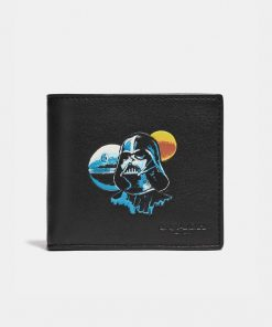 Star Wars X Coach 3 In 1 Wallet With Darth Vader 1 2