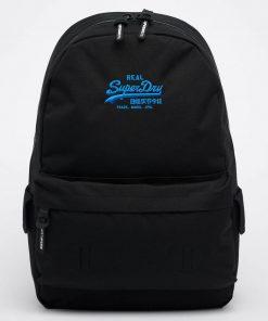 Vintage Logo Montana Rucksack   BaloZone   Superdry Backpack   Authentic